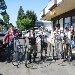 Ye Olde Bicycle Shoppe - Ye Olde Hiwheel Group Ride - San Diego, CA, Vereinigte Staaten