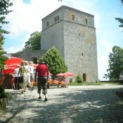 Ausstellungen im Bergfried auf der Giechburg, Scheßlitz, Bayern