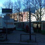 Wochenmarkt Großneumarkt/ Neustadt, Hamburg