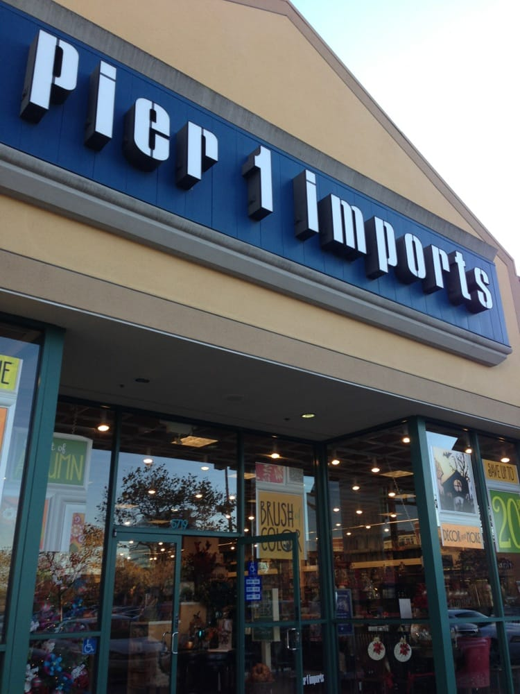 Pier 1 imports 12 photos furniture stores 5719 for Pier import oran