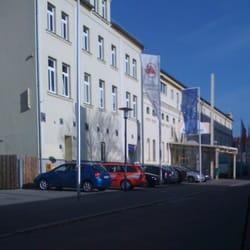 Eingang Heidestraße, Blickrichtung…