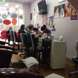 Posh nails nail salons surry hills surry hills new for Nail salon oxford