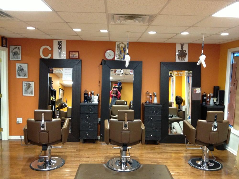 Textures kinks natural hair care salon hair salons for About you salon bayonne nj