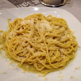 Cacio e pepe - up there with one of the best dishes I ever had.