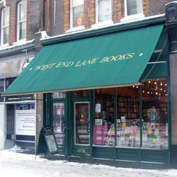 West End Lane Books, London