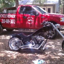 Mobile Motorcycle Repair logo