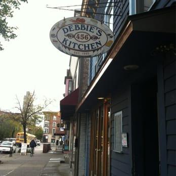 Debbie S Kitchen Closed Vegetarian Restaurants Albany Ny United States Reviews