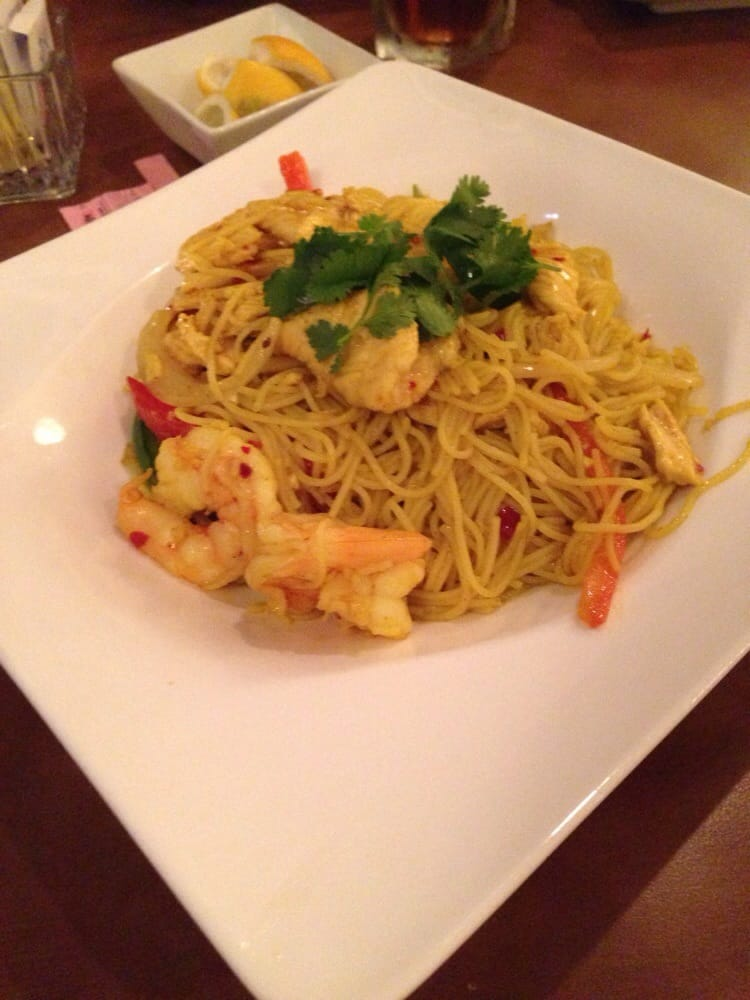 Bamboo House Houston tx Restaurant Bamboo House Singapore Noodles Houston tx United States