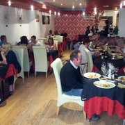 Champagne Express Indian Fusion Restaurant & Takeaway, Redditch, Worcestershire