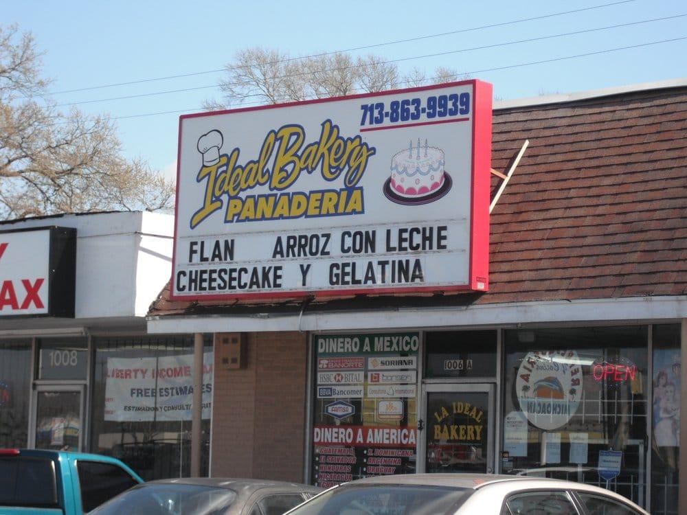 La Ideal Bakery - Bakeries - Houston, TX - Yelp