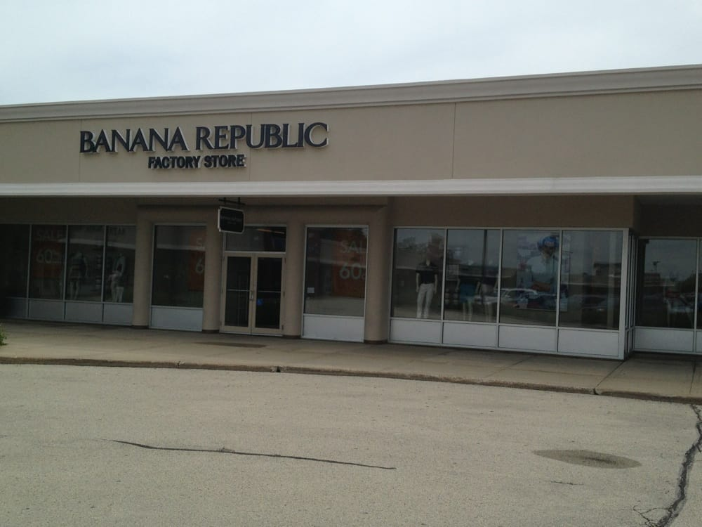Banana Republic Factory Store, located at Camarillo Premium Outlets®: Banana Republic offers versatile, contemporary classics, designed for today with style that endures. Through thoughtful design, we create clothing and accessories with detailed craftsmanship in luxurious materials.