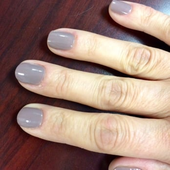 Nail Design - Perfect jobno smudges, polish even all over each nail