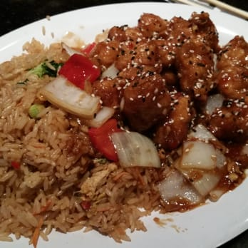 Pei wei 21 photos asian fusion restaurants tulsa ok for Asian cuisine tulsa menu