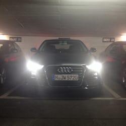 Heute ist es ein Audi A6