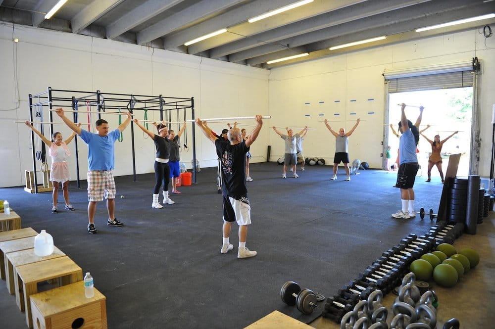 Crossfit Gyms West Palm Beach Fl