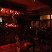 Bit dark, but the Tiki bar