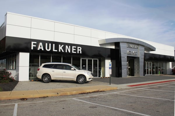 faulkner buick gmc west chester west chester pa yelp. Black Bedroom Furniture Sets. Home Design Ideas