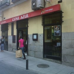 El Cisne Azul, Madrid