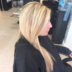 Glammeface Hair by Jenn - Redwood City, CA, United States. Hot Heads