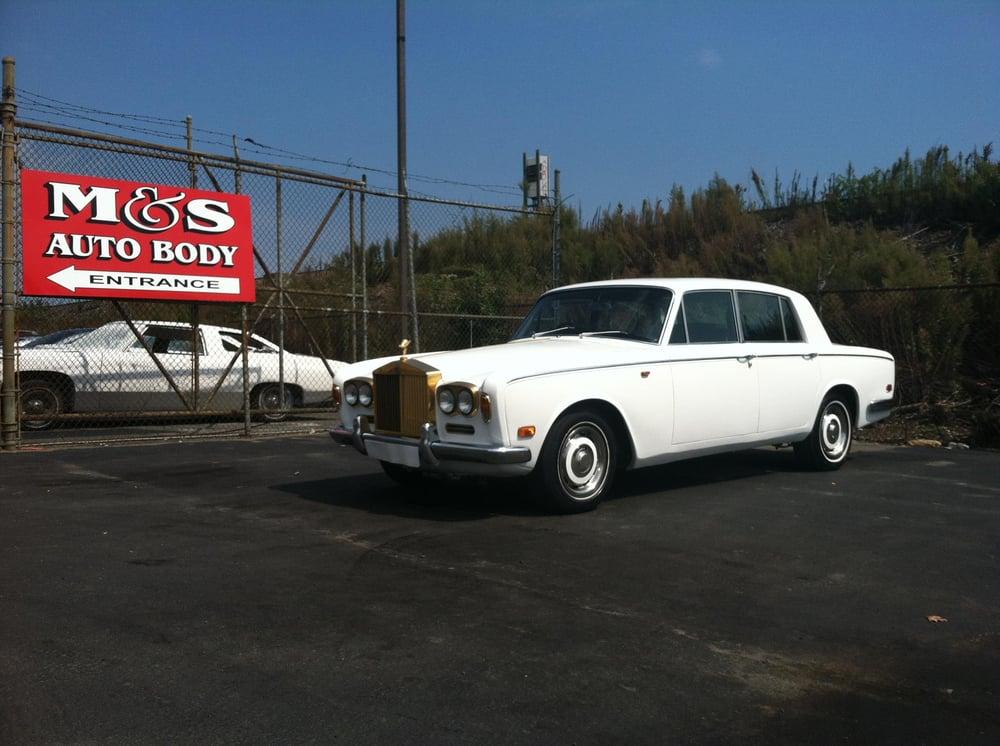 M s auto body garages dorchester boston ma for Garage auto lyon 7