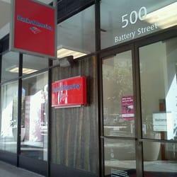 Bank Of America Banche E Organismi Di Credito Financial District San Francisco Ca Stati