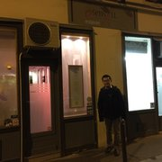 Esens'ALL - Paris, France. Very unassuming outside...but once you enter its fantasy land for foodies!!!!