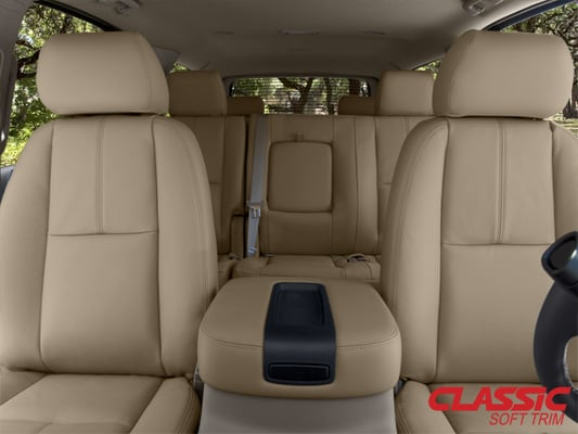 Chevrolet Suburban Leather Interior Yelp