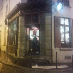 Les Trois Arts, Paris