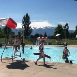 Murray City Park Swimming Pool Swimming Pools Murray