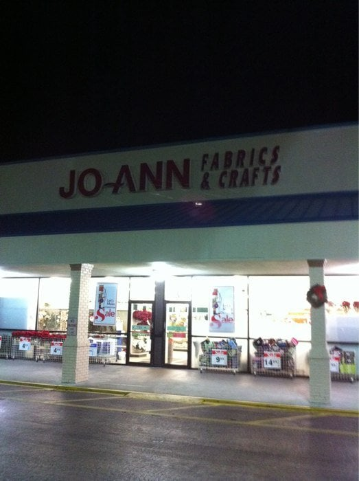 Jo ann fabric and craft fabric stores fort walton for Joann craft store near me