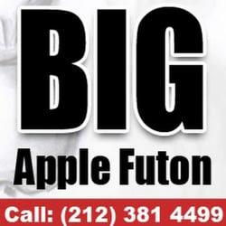 Big apple futon more new york ny usa for Big apple futon nyc