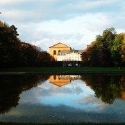 Kurfürstliches Palais, Trier, Rheinland-Pfalz, Germany