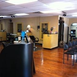 Oh Nine Hair Studio & Day Spa logo