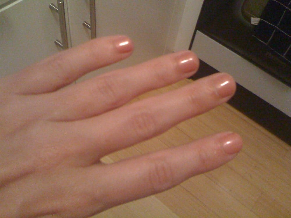 Cal Gel Manicure Solid | Yelp