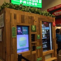 salad vending machine chicago