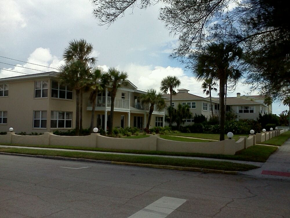 Camelot By The Sea St Pete Beach Fl