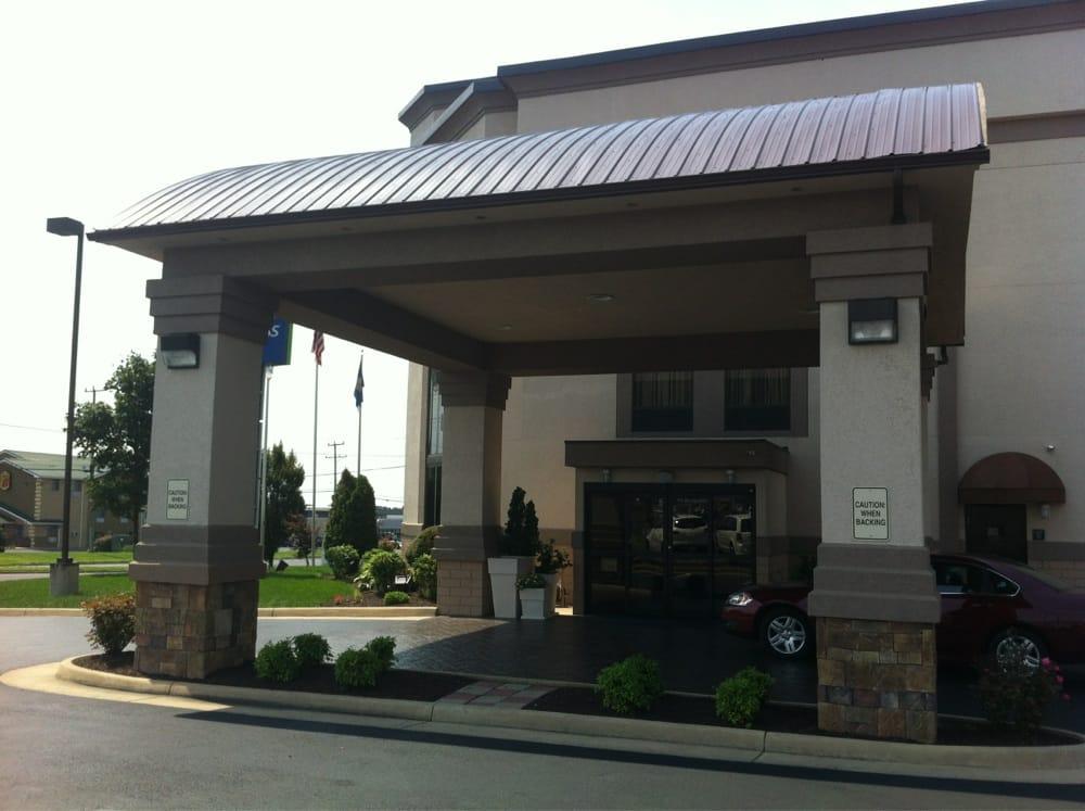 holiday inn express harrisonburg hotels harrisonburg. Black Bedroom Furniture Sets. Home Design Ideas
