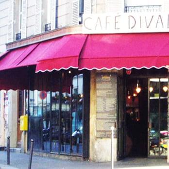 Caf Ef Bf Bd Divan Paris