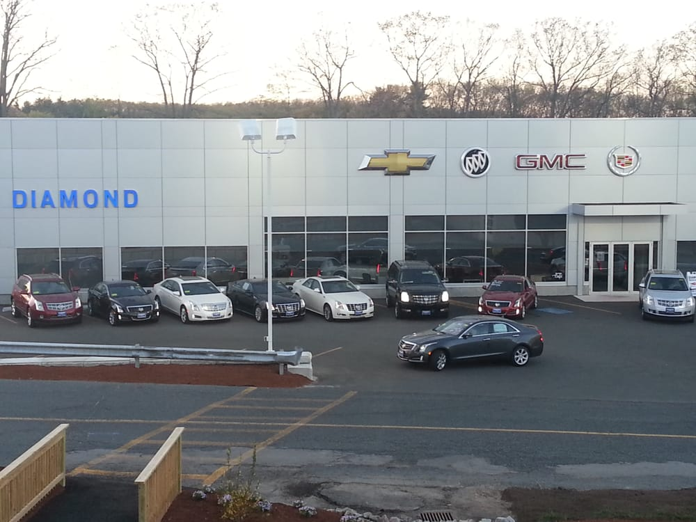 Diamond Chevrolet Buick Gmc Cadillac Car Dealers Auburn Ma Reviews Photos Yelp