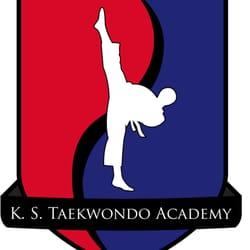 K.S. Taekwondo Academy logo