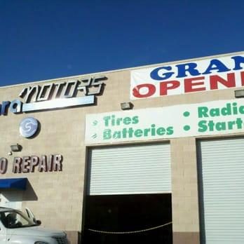 Sabra Motors Garages 6940 W Patrick Ln Spring Valley