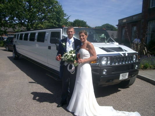 Hire Limos Nottingham