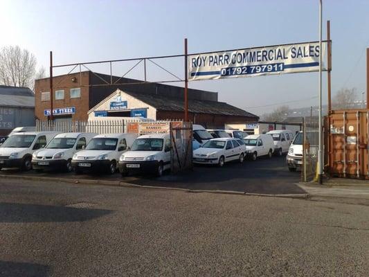 Roy parr motor sales car dealers unit 5 swansea for Roy motors used cars