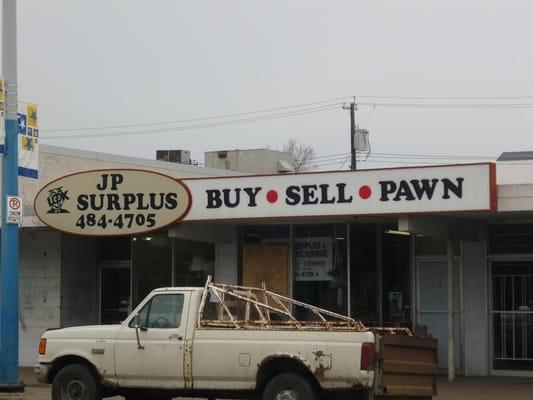 J P Surplus & Exchange store photo