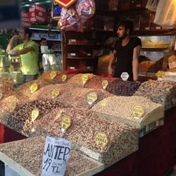 Nuts and spices and fruits Oh My!