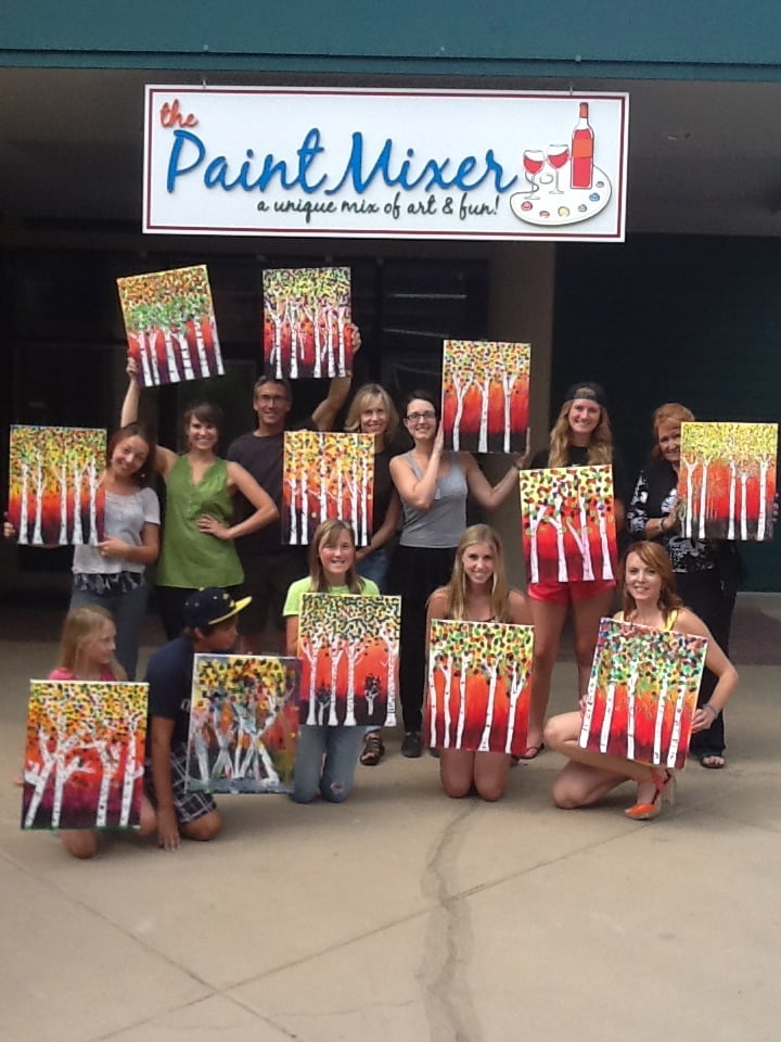 photos for the paint mixer yelp