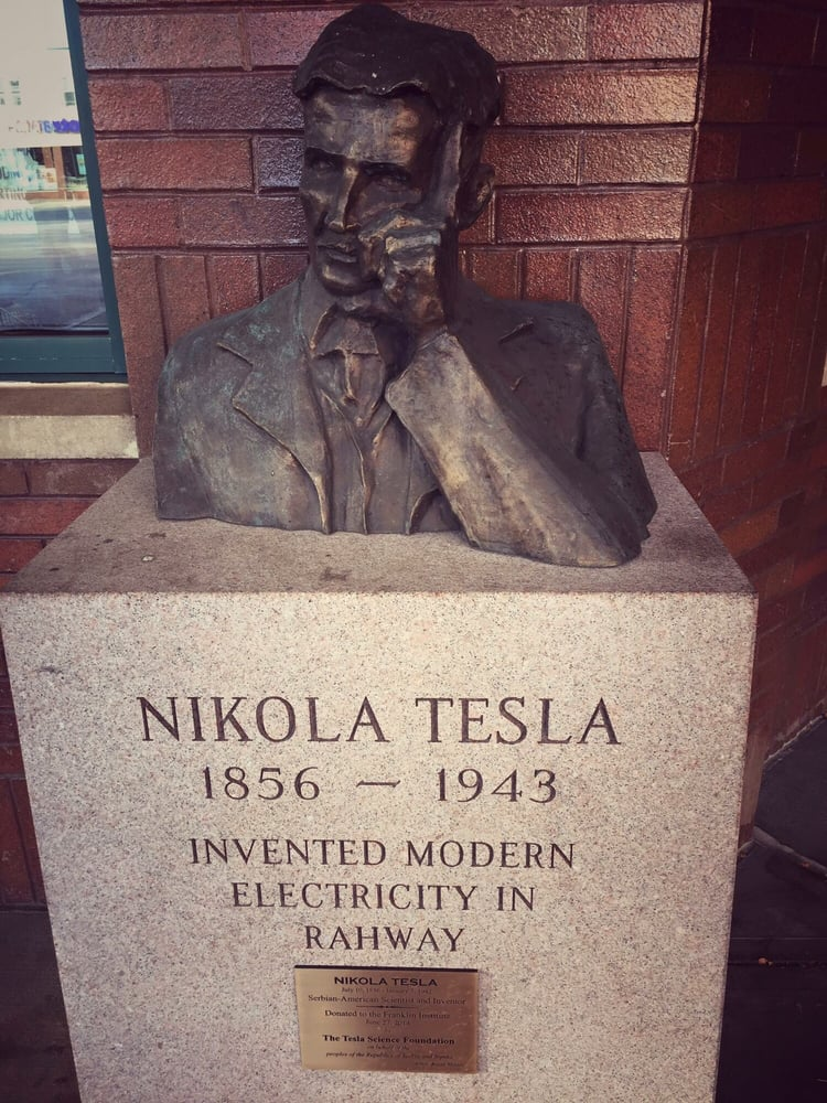 Tesla Electric Light And Manufacturing Wikipedia