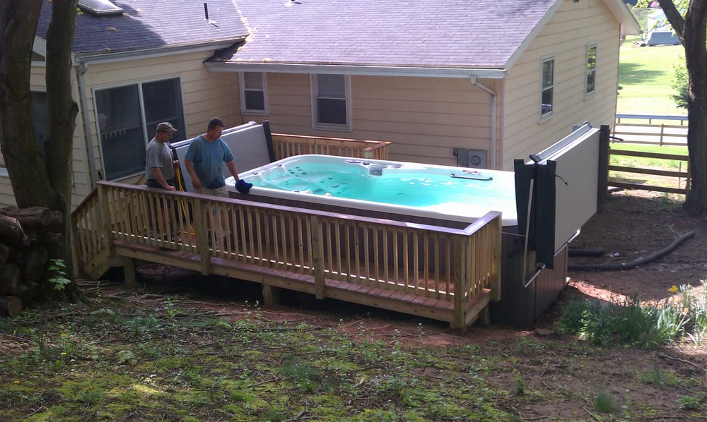 Maryland Deck And Hot Tubs Home Services Westminster
