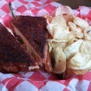 The 1029 Bar - Lobster grilled cheese sandwich - Minneapolis, MN, Vereinigte Staaten