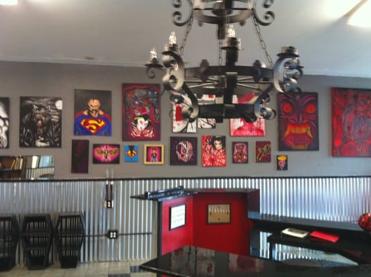 Nightmare tattoo and art gallery closed west hollywood for Tattoo nightmares shop location
